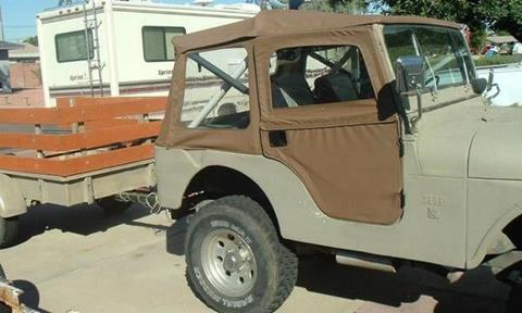 1969 Kaiser Jeep for sale in Cadillac, MI