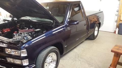 1970 Chevrolet Silverado 1500 for sale in Cadillac, MI