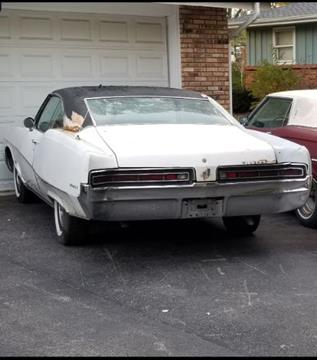 1967 Buick Wildcat for sale in Cadillac, MI