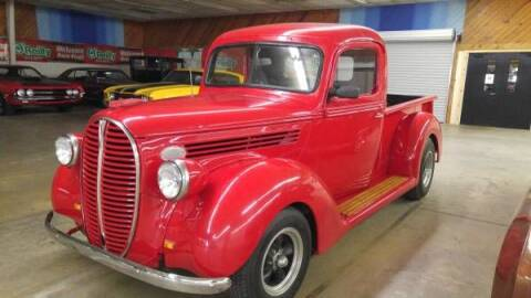 1938 Ford Truck >> 1938 Ford F 100 For Sale In Cadillac Mi