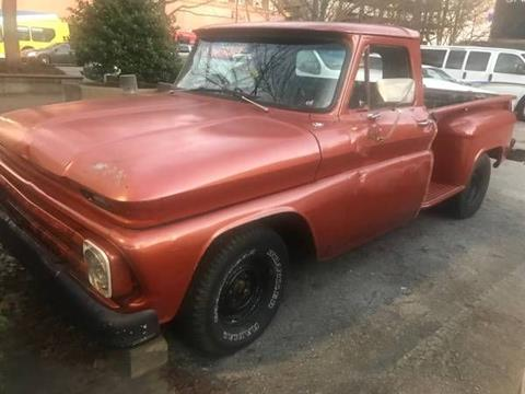 1965 GMC C/K 1500 Series for sale in Cadillac, MI