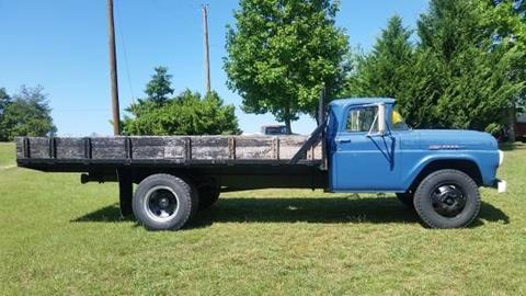 1960 Ford F-600 for sale in Cadillac, MI