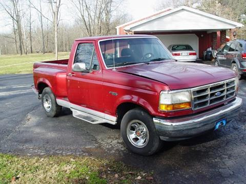 1992 Ford F-150 for sale in Cadillac, MI