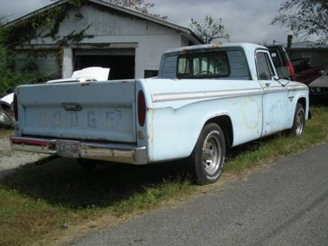 1967 Dodge D200 Pickup for sale in Cadillac, MI