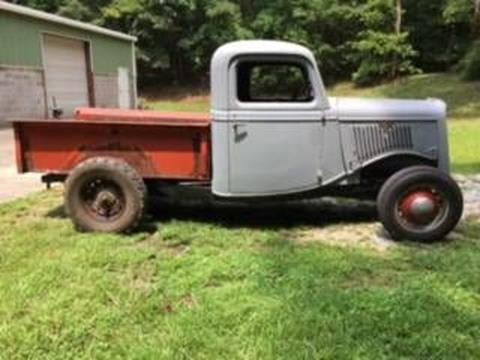 1935 Ford F-100 for sale in Cadillac, MI