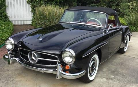 1963 Mercedes-Benz 190-Class for sale in Cadillac, MI