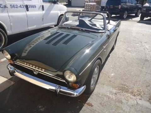 1965 Sunbeam Tiger for sale in Cadillac, MI