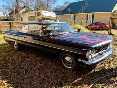 1960 Pontiac Ventura for sale in Cadillac, MI