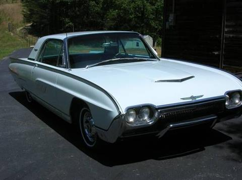 Eagle River Ford >> Used 1963 Ford Thunderbird For Sale In Eagle River Wi Carsforsale