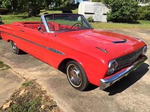 1963 Ford Falcon for sale in Cadillac, MI