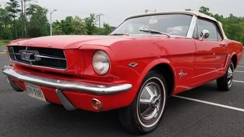Old Mustangs For Sale >> 1965 Ford Mustang For Sale In Cadillac Mi