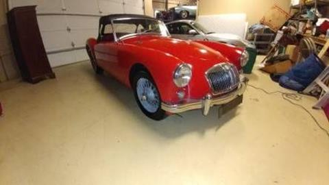 1959 MG MGA for sale in Cadillac, MI
