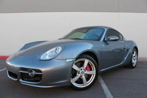 2006 Porsche Cayman for sale in Cadillac, MI