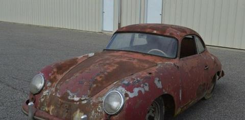 1952 Porsche 356 for sale in Cadillac, MI