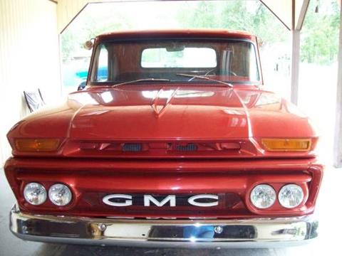 1966 GMC C/K 1500 Series for sale in Cadillac, MI