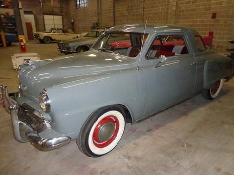 1949 Studebaker Champion for sale in Cadillac, MI
