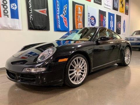2008 Porsche 911 for sale in Cadillac, MI