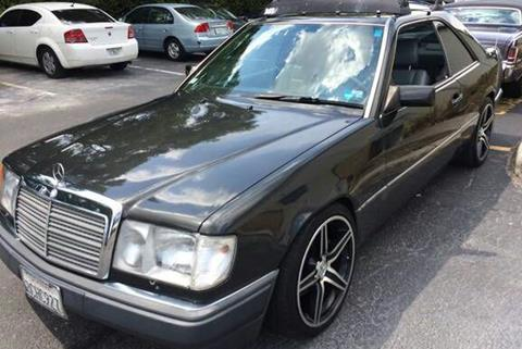 Used 1993 Mercedes-Benz 300-Cl For Sale - Carsforsale.com®  Mercedes Series on