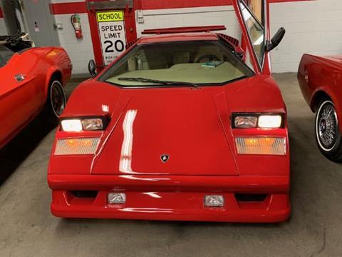 Used Lamborghini Countach For Sale In Fairfield Ct Carsforsale Com