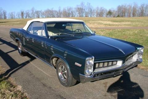 1967 Pontiac Tempest for sale in Cadillac, MI