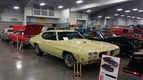 1970 Pontiac GTO for sale in Cadillac, MI