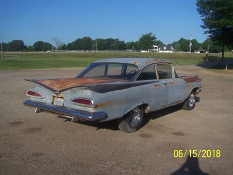 1959 Chevrolet Biscayne for sale in Cadillac, MI
