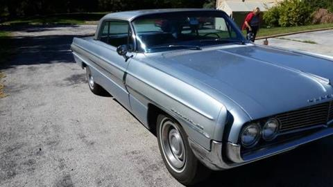 1962 Oldsmobile Eighty-Eight for sale in Cadillac, MI