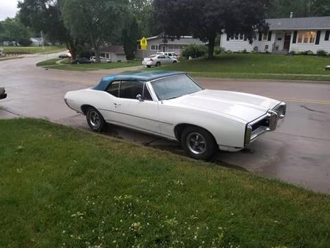 1968 Pontiac Le Mans for sale in Cadillac, MI