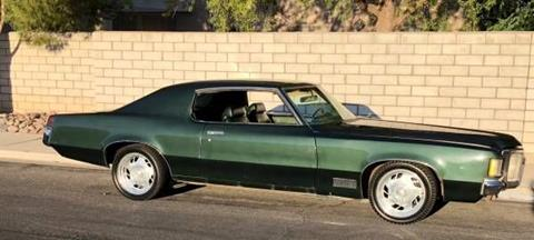 1970 Pontiac Grand Prix for sale in Cadillac, MI