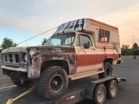 1976 GMC Jimmy for sale in Cadillac, MI