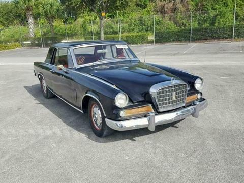 1964 Studebaker Hawk for sale in Cadillac, MI