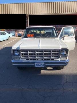 1977 GMC C/K 1500 Series for sale in Cadillac, MI