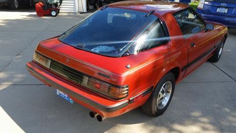 1984 Mazda RX-7 for sale in Cadillac, MI