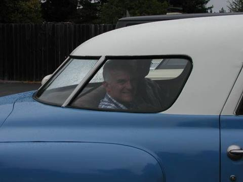 1951 Studebaker Starlight