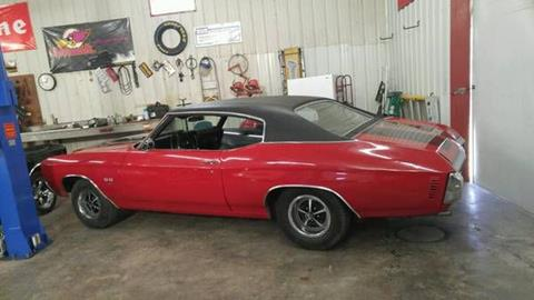 used 1970 chevrolet chevelle for sale carsforsale com®1970 chevrolet chevelle for sale in cadillac, mi