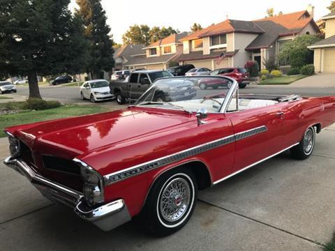 1963 Pontiac Bonneville for sale in Cadillac, MI
