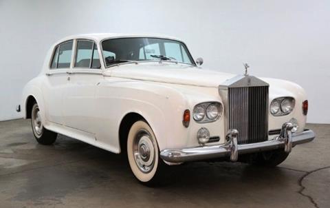 1964 Rolls-Royce Silver Cloud 3 for sale in Cadillac, MI