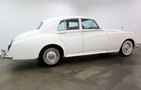 1964 Rolls-Royce Silver Cloud 3