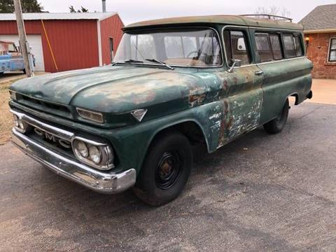 1962 GMC Suburban for sale in Cadillac, MI
