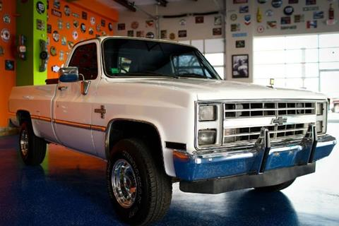 1983 GMC C/K 1500 Series for sale in Cadillac, MI
