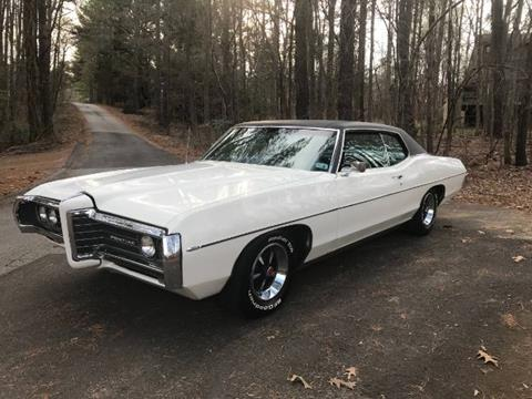 1969 Pontiac Catalina for sale in Cadillac, MI