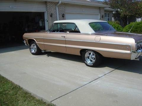 Used 1964 Chevrolet Impala For Sale Carsforsale Com