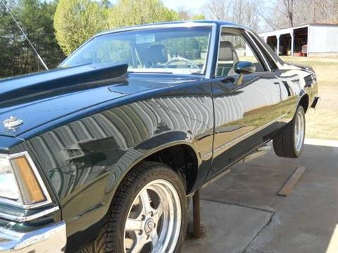 1979 el camino manual transmission