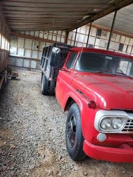 1958 Ford F-150 for sale in Cadillac, MI