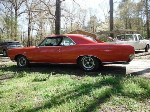 1966 Pontiac GTO for sale in Cadillac, MI