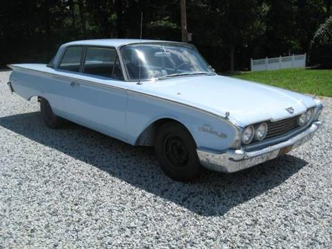 1960 Ford Fairlane 500 for sale in Cadillac, MI