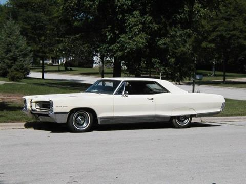 1966 Pontiac Grand Prix for sale in Cadillac, MI