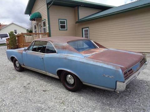 1967 Pontiac GTO for sale in Cadillac, MI