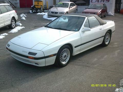 1988 Mazda RX-7 for sale in Cadillac, MI