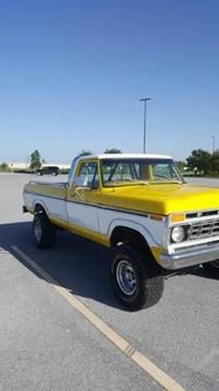 1977 Ford F-150 for sale in Cadillac, MI